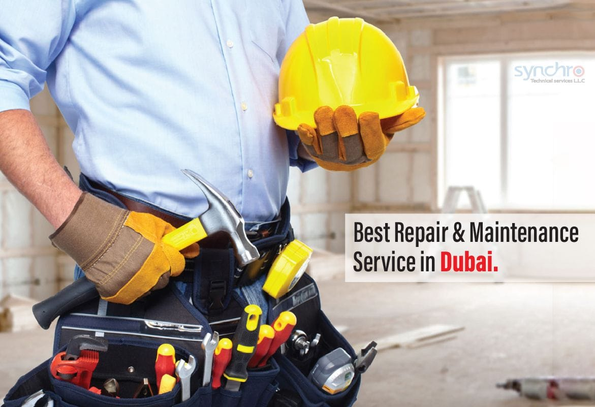Synchro Technical's Best Repair & Maintenance Services in Dubai