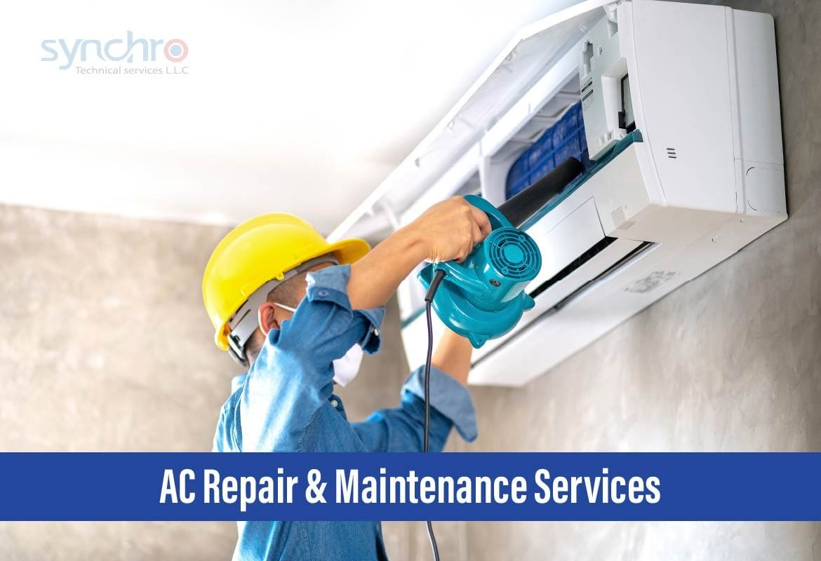 AC Maintenance & Repair Services in Dubai