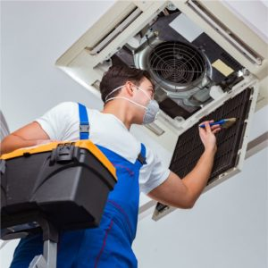Central Air Conditioner Repair, Service & installation