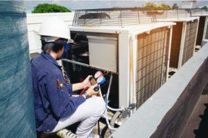 Evaporative Cooler Servicing