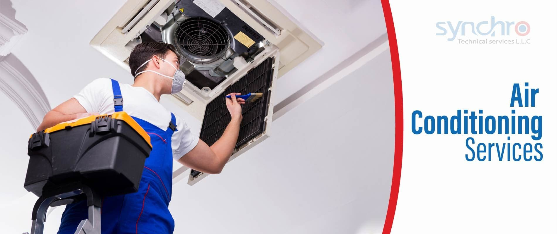 Air Conditioning Services Dubai HVAC Maintenance Service