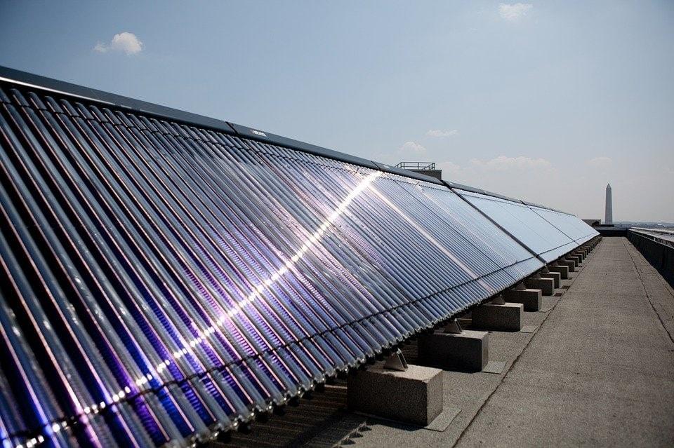Installing a Solar Water Heater System Benefits Dubai UAE
