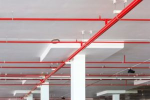 Dry Pipe System