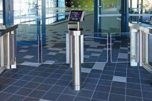 Entrance Control & Detection System