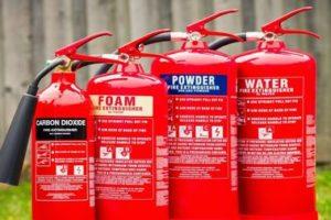 Foam & Gas Based Extinguisher System - Synchro