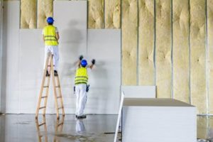 Gypsum or Drywall Partitions Services dubai