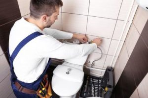 Water Closet (WC) Non-Cloncleeed & Concellealed Repair, Installation & Replacements